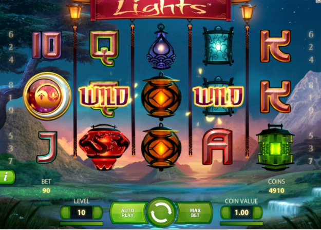 Lights gameplay 2