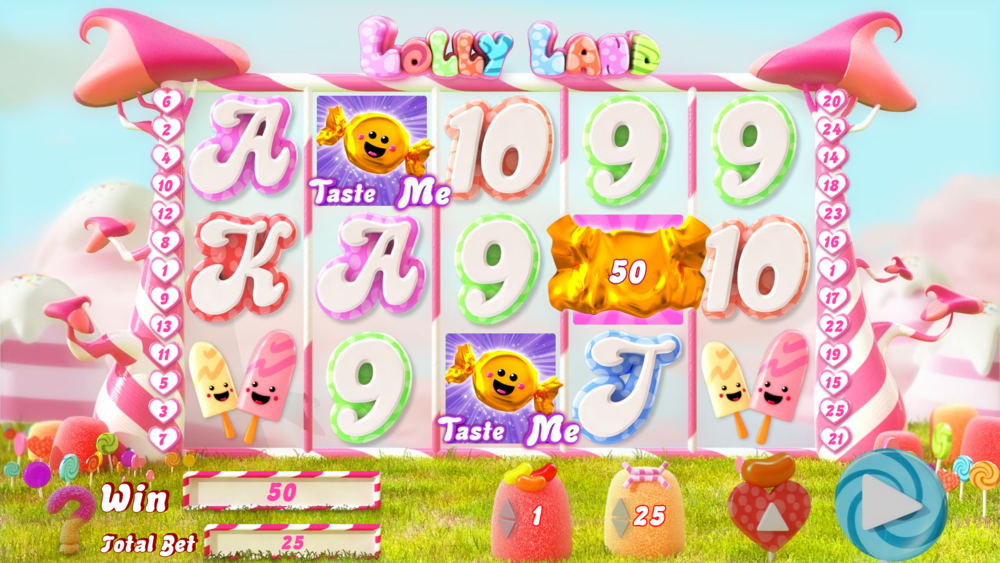 Lolly Land Screenshot