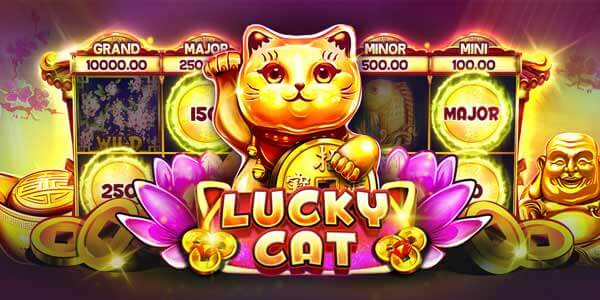Lucky Cat Slot Review