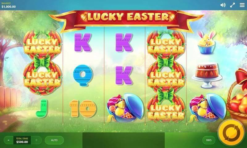 Lucky Easter Gameplay