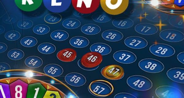 Lucky Keno Logo