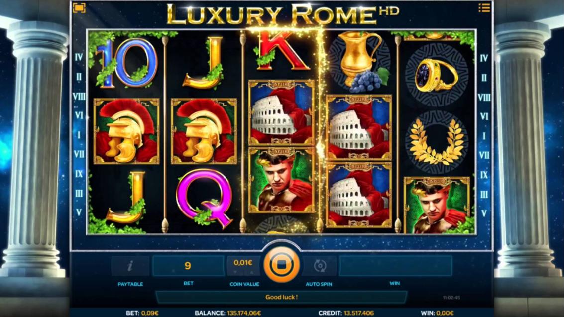 Luxury Rome HD Screenshot