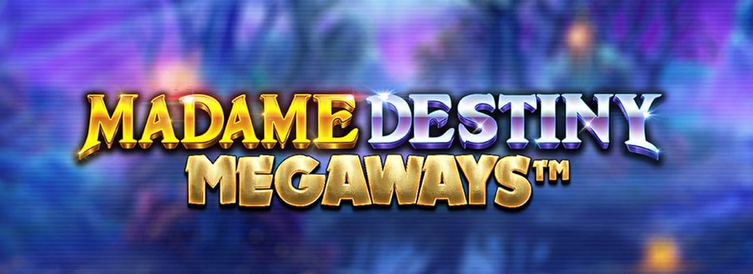 Madame Destiny Megaways Slot Logo Slots Baby