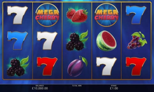Mega Cherry Slot Bonus