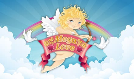 Mega Love Logo