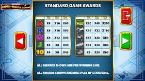 Monopoly Bring the House Down Slot Bonus