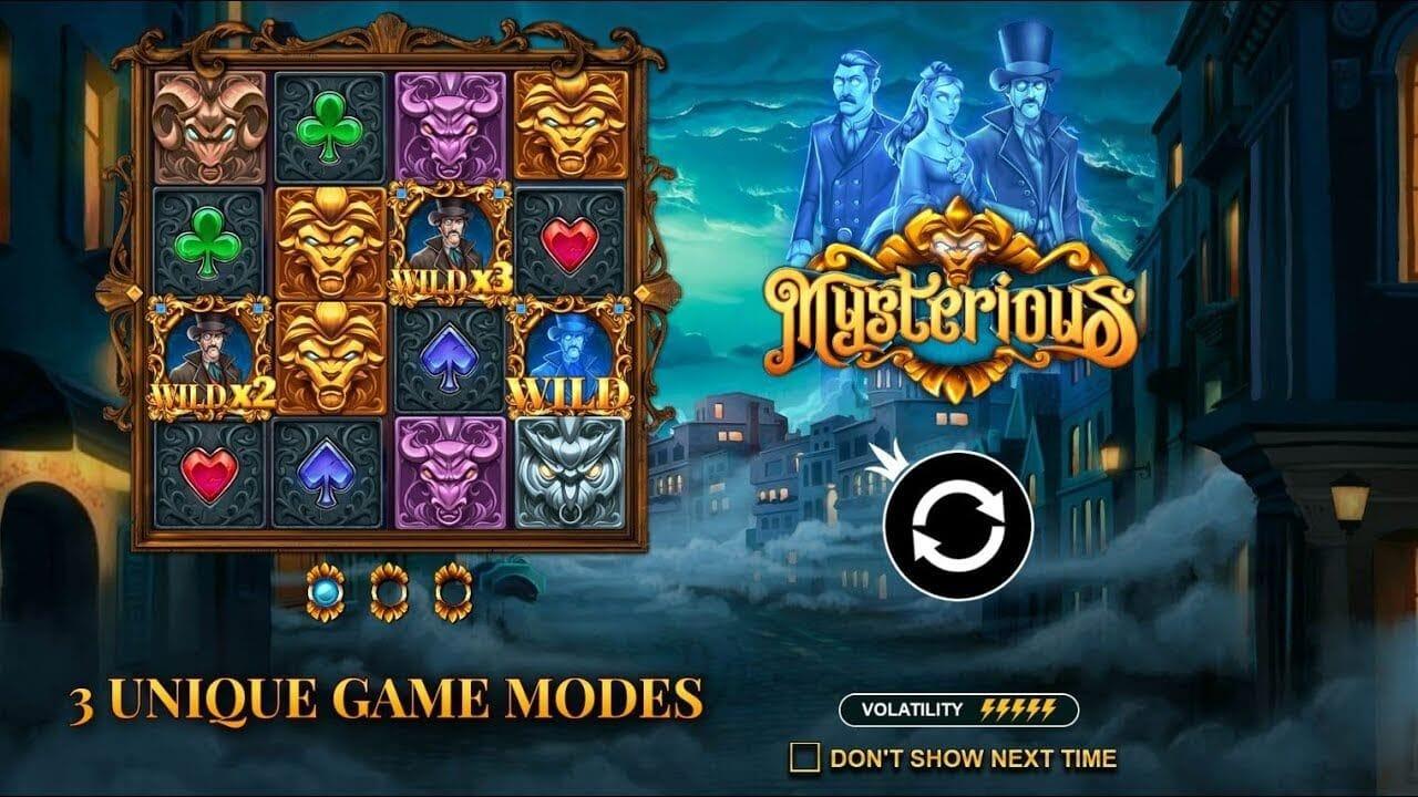 Mysterious Slot Bonus