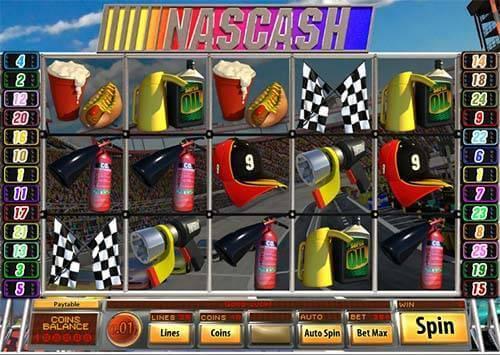 Nascash Slot Gameplay