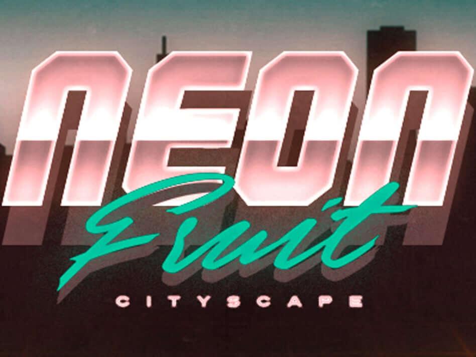 Neon Fruit Cityscape Review