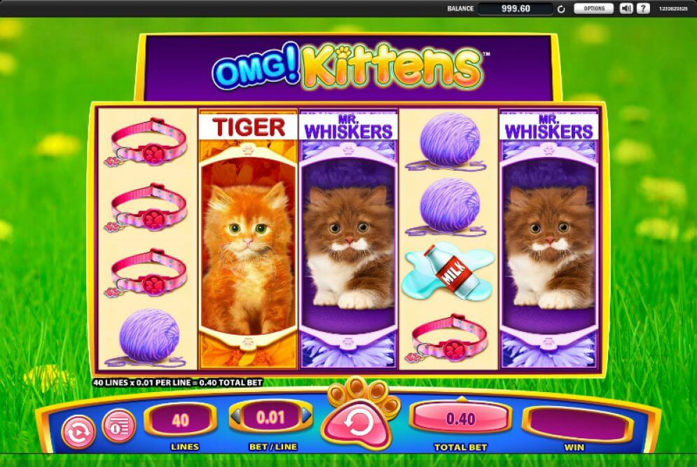 OMG Kittens Gameplay