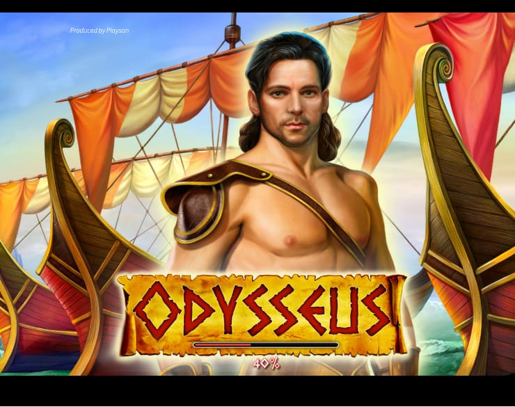 Odysseus slot logo