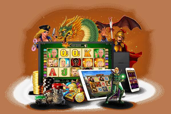 Slot Games Images