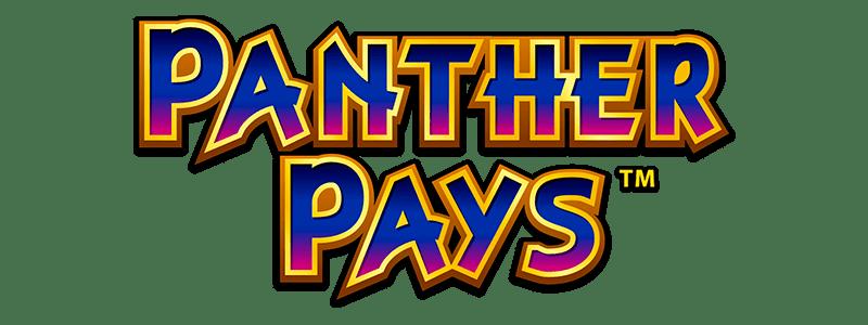 Panther Pays Slot Logo Slots Baby
