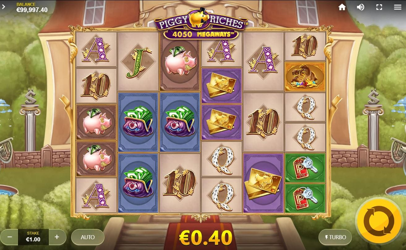 piggy riches megaways uk slot
