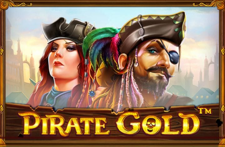 Pirate Gold Logo Casino