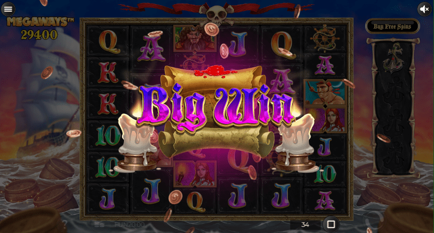 Pirate Kingdom Megaways Casino Game