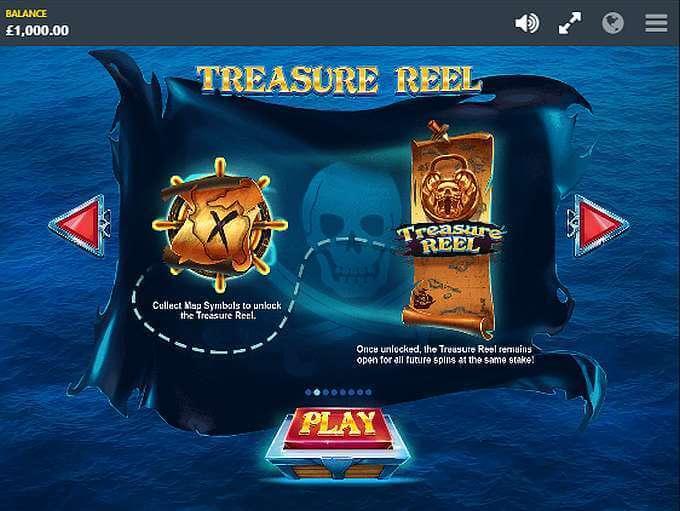 Pirates Plenty Slot Bonus