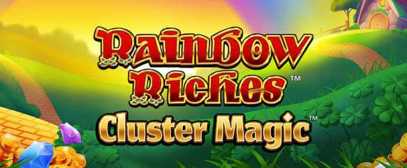 Rainbow Riches Cluster Magic Review