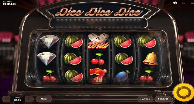 Dice Dice Dice Slot Game