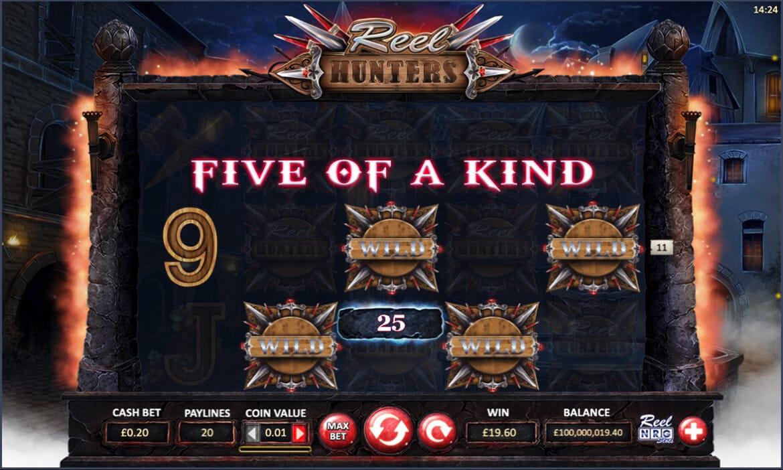Reel Hunters Slot Gameplay