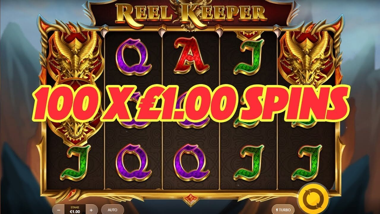 Reel Keeper Slot Bonus