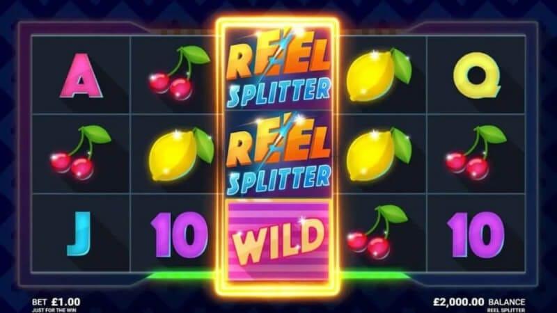 Reel Splitter Slot Bonus