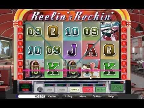 Reelin N Rockin Slot Bonus