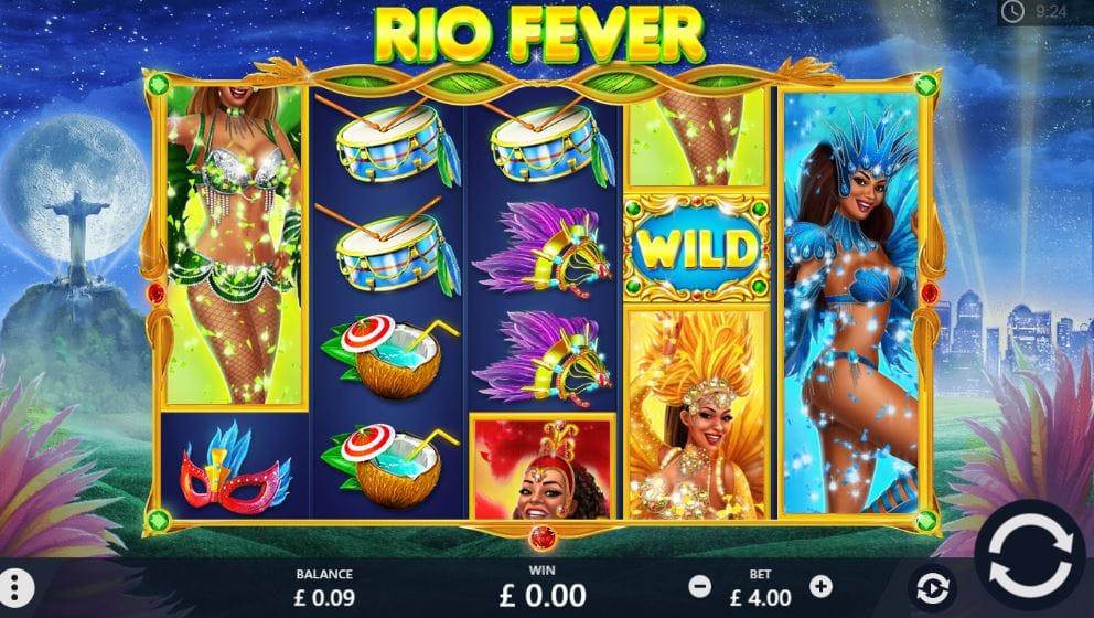 Rio Fever Gameplay