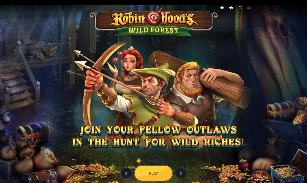 Robin Hood Slot Bonus