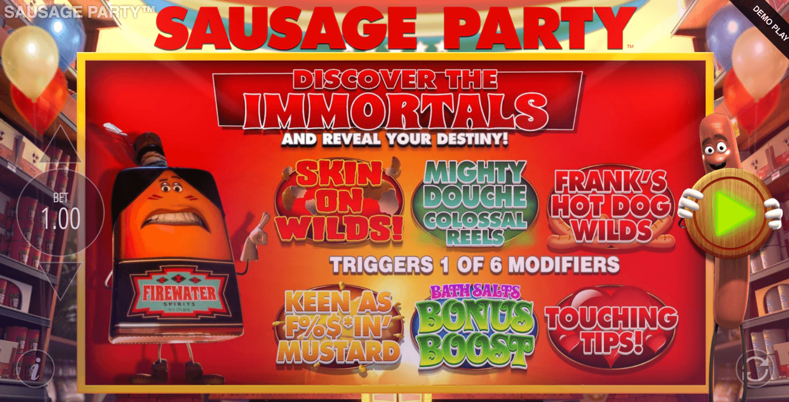 Sausage Party Bonus