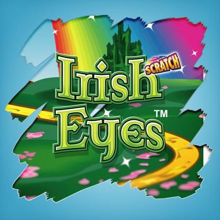 Scratch Irish Eyes Banner