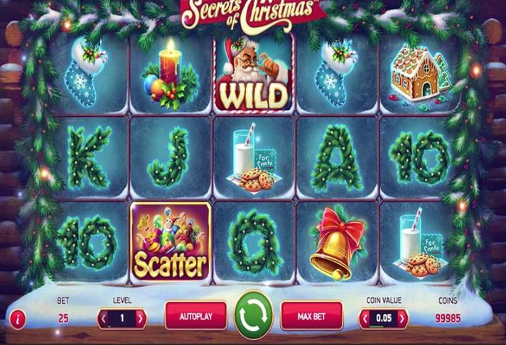 Secrets of Christmas Gameplay 2