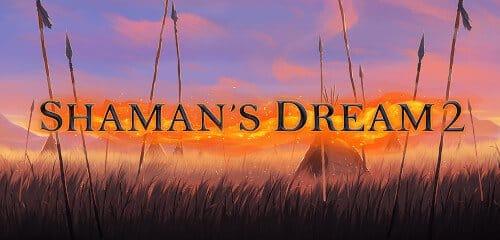 Shamans Dream 2 Slot Logo Slots Baby