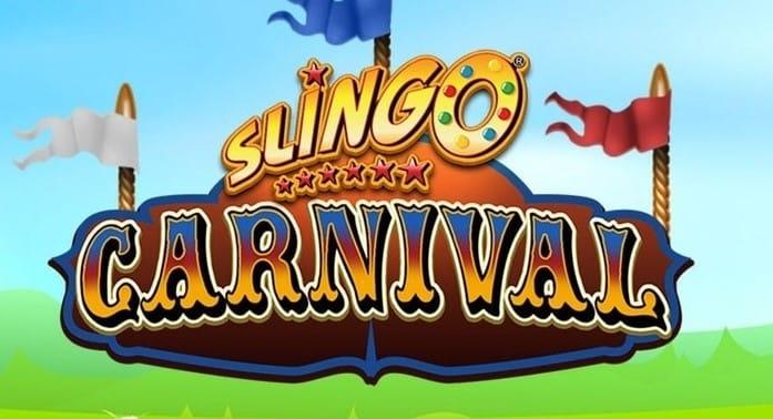 Slingo Carnival Slot Logo Slots Baby