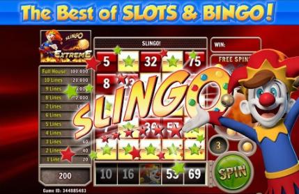 Slingo Slot Bonus