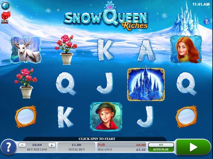 Snow Queen Gameplay