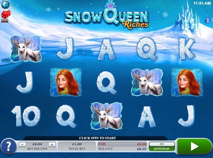 Snow Queen Riches Introduction