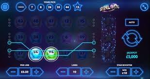 Spinlotto Slot Bonus