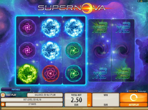 supernova gameplay