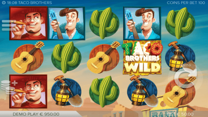 Taco Brothers gameplay
