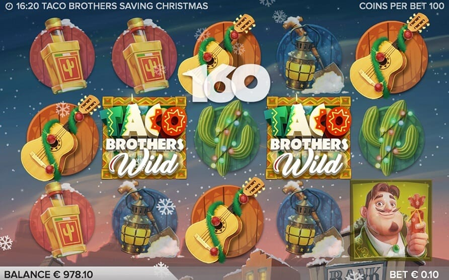 Taco Brothers Saving Christmas Gameplay