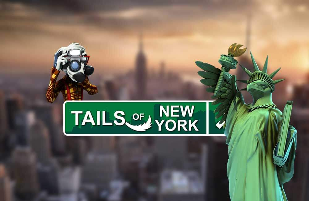 Tails of New York Review