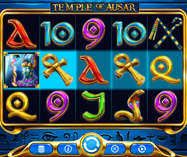 Temple of Ausar Gameplay 2