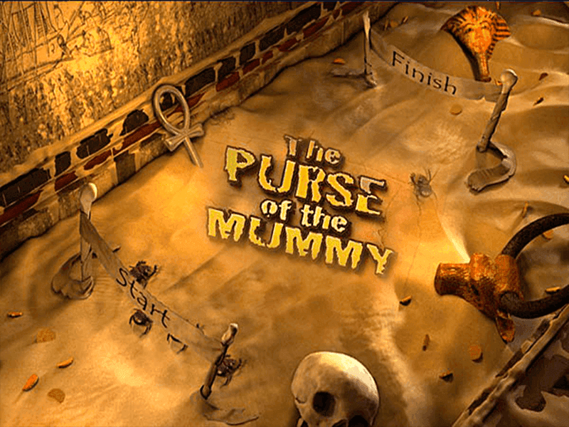 The Purse of the Mummy Review