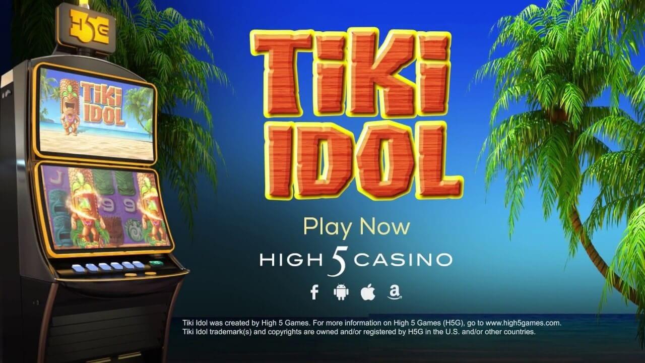 Tiki Idol Slot Bonus
