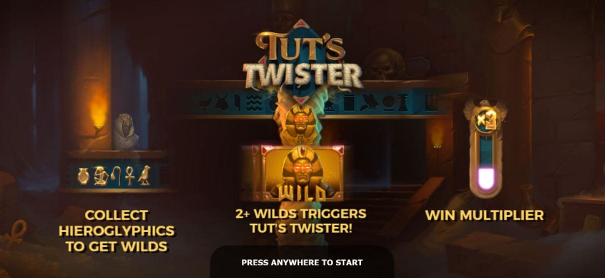 Tut's Twister Introduction