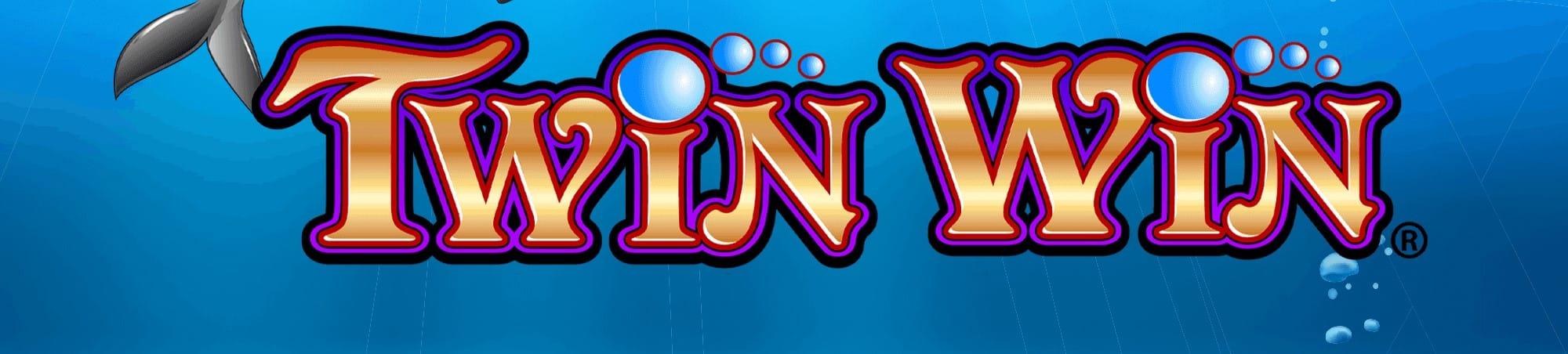 Twin Win Slot Logo Slots Baby