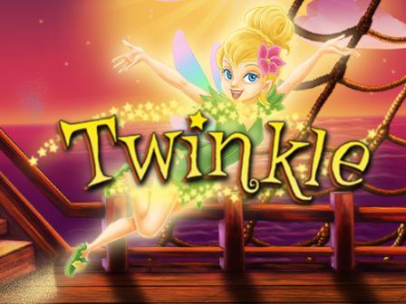 Twinkle Slots Game logo