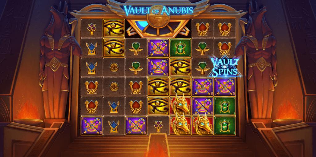 Vault of Anubis Gameplay