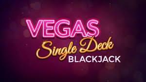 Vegas Single Deck Blackjack Review